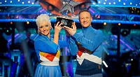Double victory for Debbie McGee
