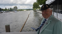 Finance man recognised for contribution to rowing