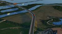 Divided over bridge plan