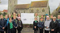 Primary school gets fundraising boost