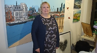 Art gallery latest victim of village's 'dead' high street