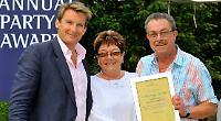 Landlords celebrate 30 years with Brakspear