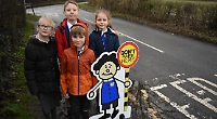 School's new signs warn parents to park sensibly