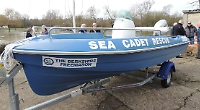 Boat and engine stolen from sea cadets