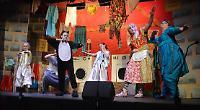 Panto marks village hall week