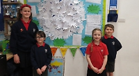 Pupils helping school to become more sustainable