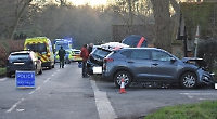 Call for safety measures at crossroads after crash