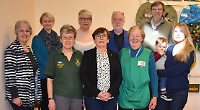WI coffee mornings raise £1,400 for seven charities