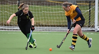 Amber and blues find the going tough against South Berkshire