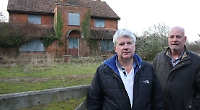 Villagers upset that pub won't be revived after all