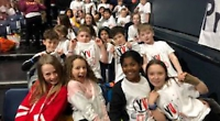 Pupils join giant Young Voices show at Wembley