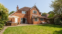 Four-bedroom home is ideal for a young family