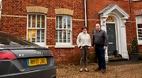Design day helped Henley couple find the best way to extend their home