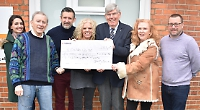 Celebrity panto raises £6,000 for Chiltern Centre
