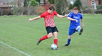 Wargrave fight back but lose on penalties