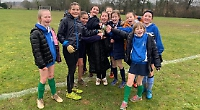 Girls win cup without conceding a goal