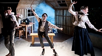 Chaplin's iconic tramp to tread Kenton boards