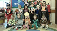 World Book Day 2020: Checkendon Pre-school