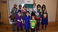 World Book Day 2020: Hemdean House School, Caversham