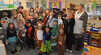 World Book Day 2020: Caversham Preparatory School