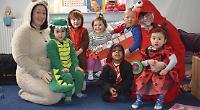 World Book Day 2020: PlayDay Nursery, Caversham
