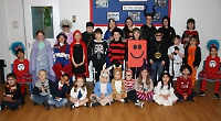 World Book Day 2020: Sacred Heart Primary School, Henley
