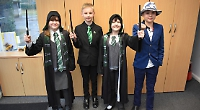 World Book Day 2020: Stoke Row Primary School
