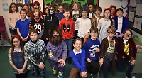 World Book Day 2020: Valley Road Primary School, Henley