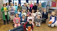World Book Day 2020: Woodcote Primary School