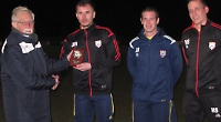 Top-of-the-table United win league's monthly accolade