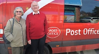 Residents happy to have post office services back