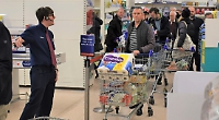 Silver hour helps stop panic buying at supermarkets