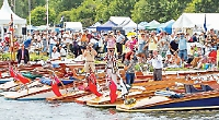 'Trad' boat festival will go ahead (fingers crossed)