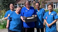Eggstra special gifts for care homes