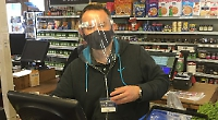 Garden centres re-open with precautions in place