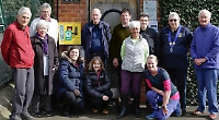 Defibrillator finally installed in park thanks to residents