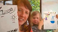 Parents keep storytime going despite library closure