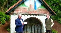 Village well refurbished for 150th anniversary