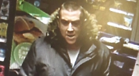 CCTV appeal after racially aggravated assault in shop