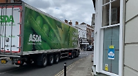 More HGVs using town as cut-through, says resident