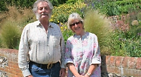 Couple win award for four decades of volunteer work