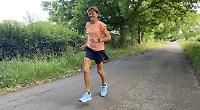 Gran runs 813 miles for NHS