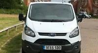 New work van stolen