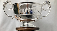 Regatta trophy in memory of hero