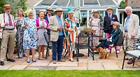 Friends and fizz at home where royal regatta is never cancelled