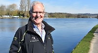 The voice of rowing: meet the man behind the mic