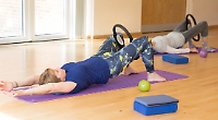 Help keep body healthy with workouts at home
