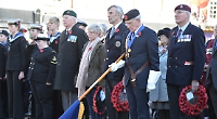 Smaller remembrance service set to be live streamed