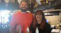 Award-winning couple take over pub with 'shop' plan
