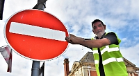 Deputy Mayor called out to fix signs facing wrong way